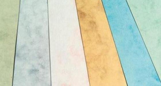 Papeles y cartulinas imitación mármol