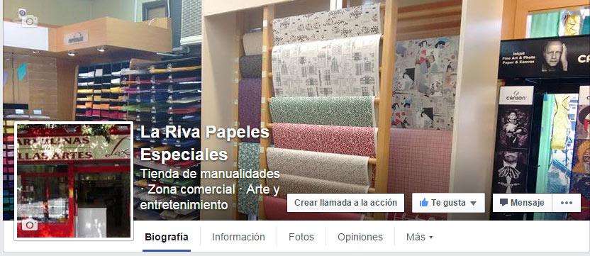 La Riva en Facebook
