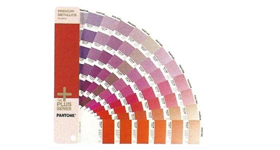 Premium Metallic Formula Guide de Pantone
