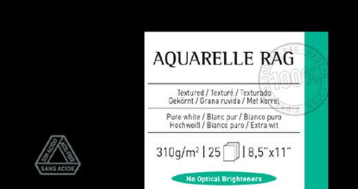 Infinity Aquarelle Rag