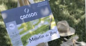 Canson Moulin du Roy