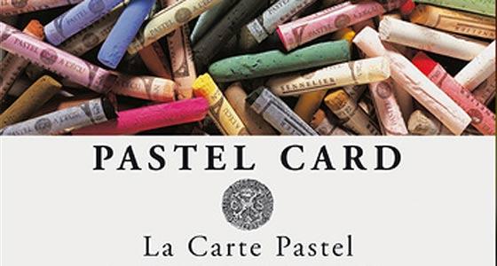 Pastel Card de Sennelier