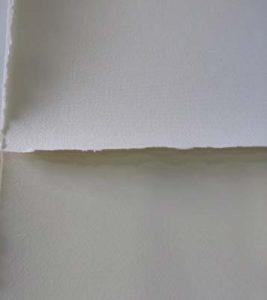 papel hecho mano