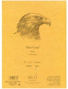 sketch pad kraft